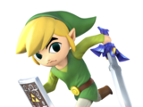Toon Link (Super Smash Bros. for Nintendo 3DS and Wii U)