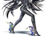 Bayonetta (Super Smash Bros. for Nintendo 3DS and Wii U)