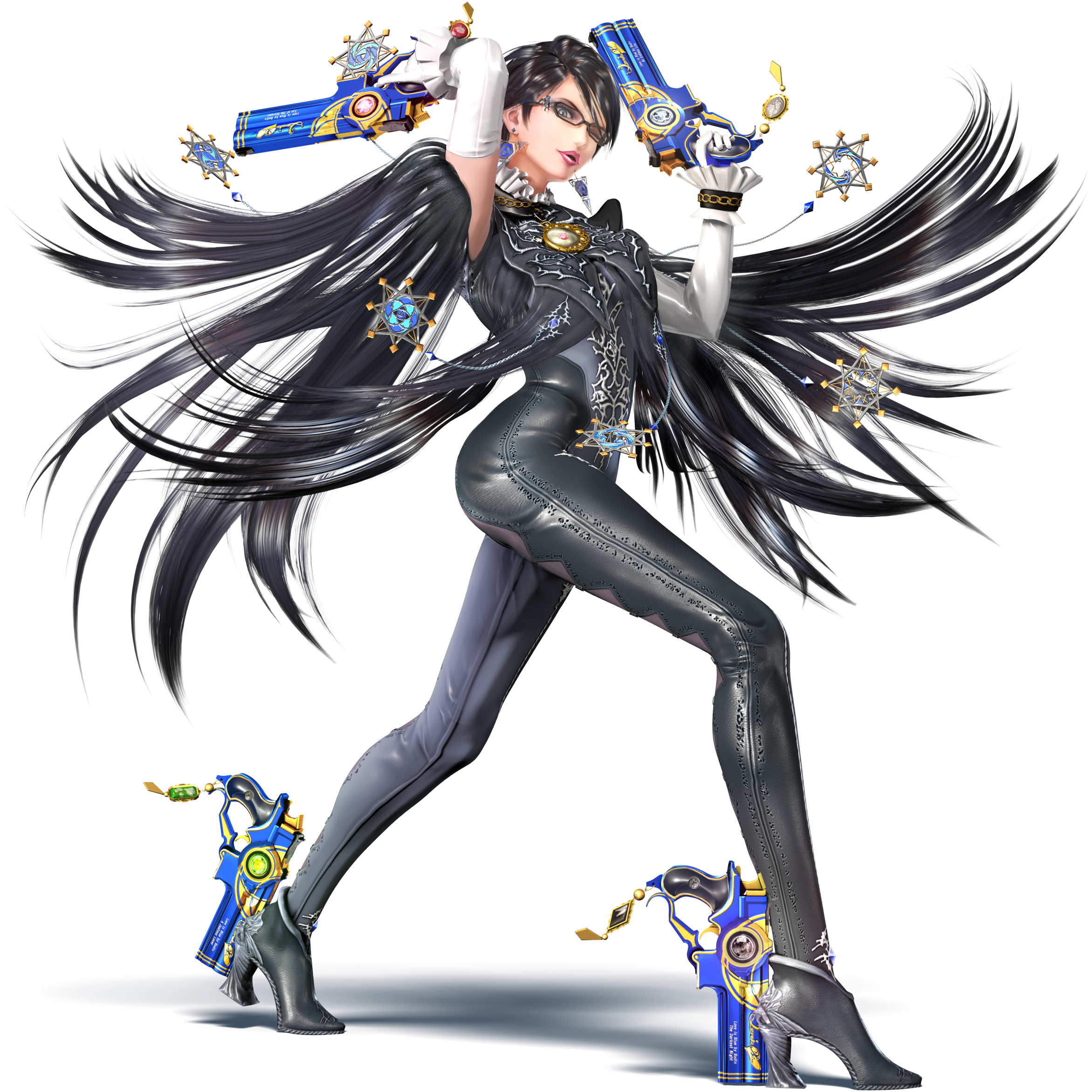 Bayonetta - Super Smash Bros. for Nintendo 3DS and Wii U.png