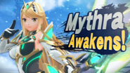 Mythra Awakens!