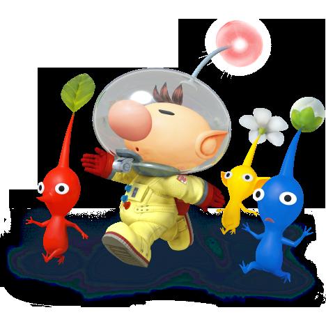 Olimar - Super Smash Bros. for Nintendo 3DS and Wii U.png