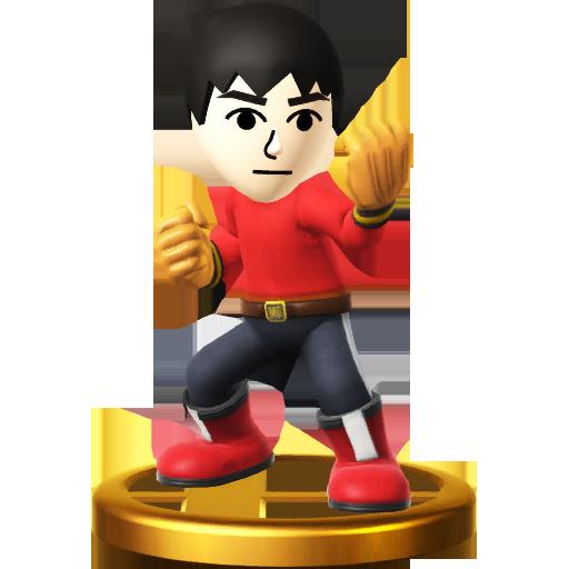 List of Trophies in Super Smash Bros. (Wii U)