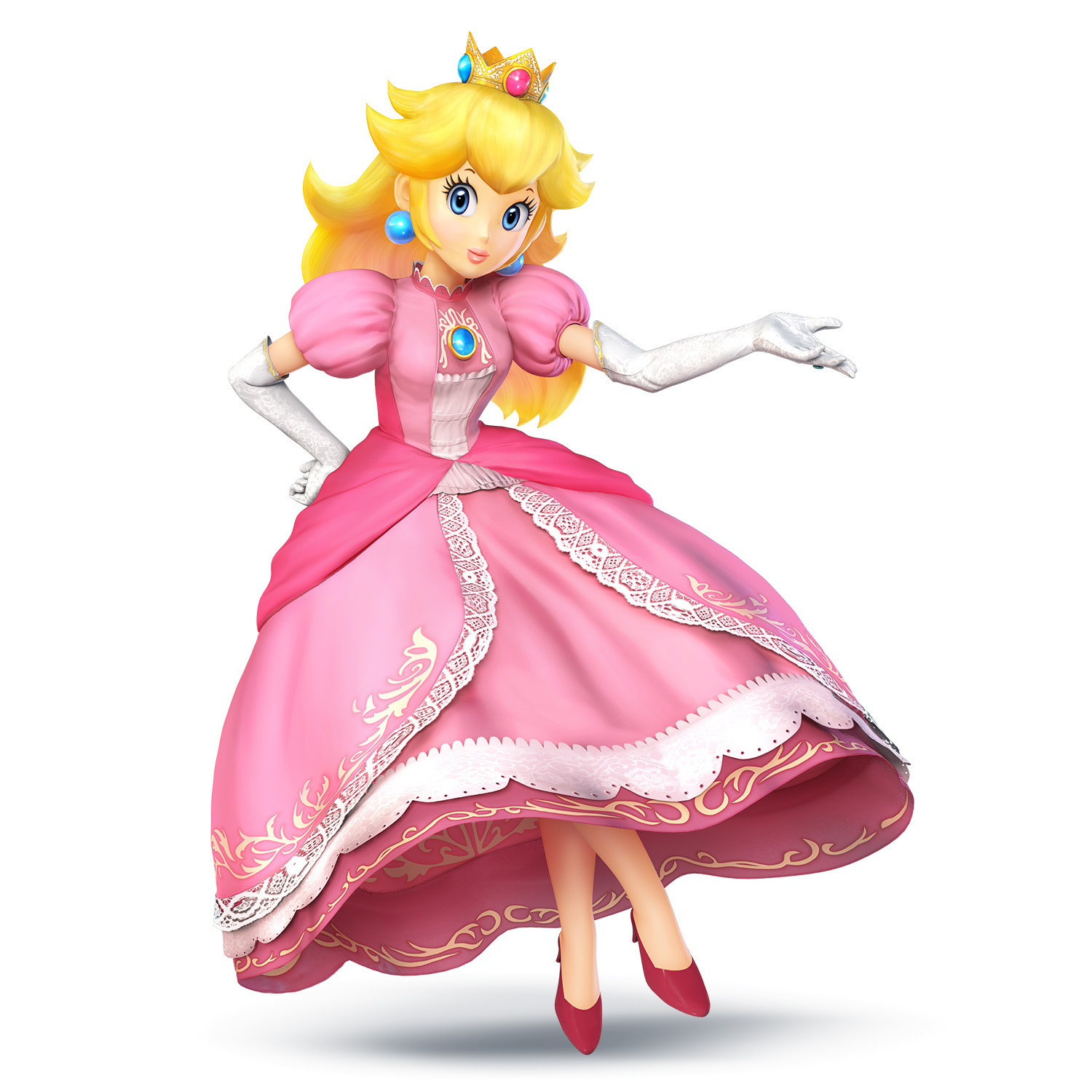 Peach (Super Smash Bros. for Nintendo 3DS and Wii U)