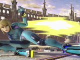 Zero Suit Samus (Super Smash Bros. Ultimate)