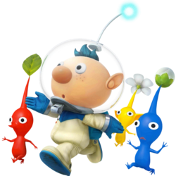Alph appears!
