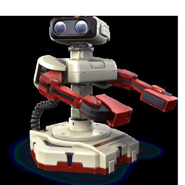 R.O.B. (Super Smash Bros. for Nintendo 3DS and Wii U)