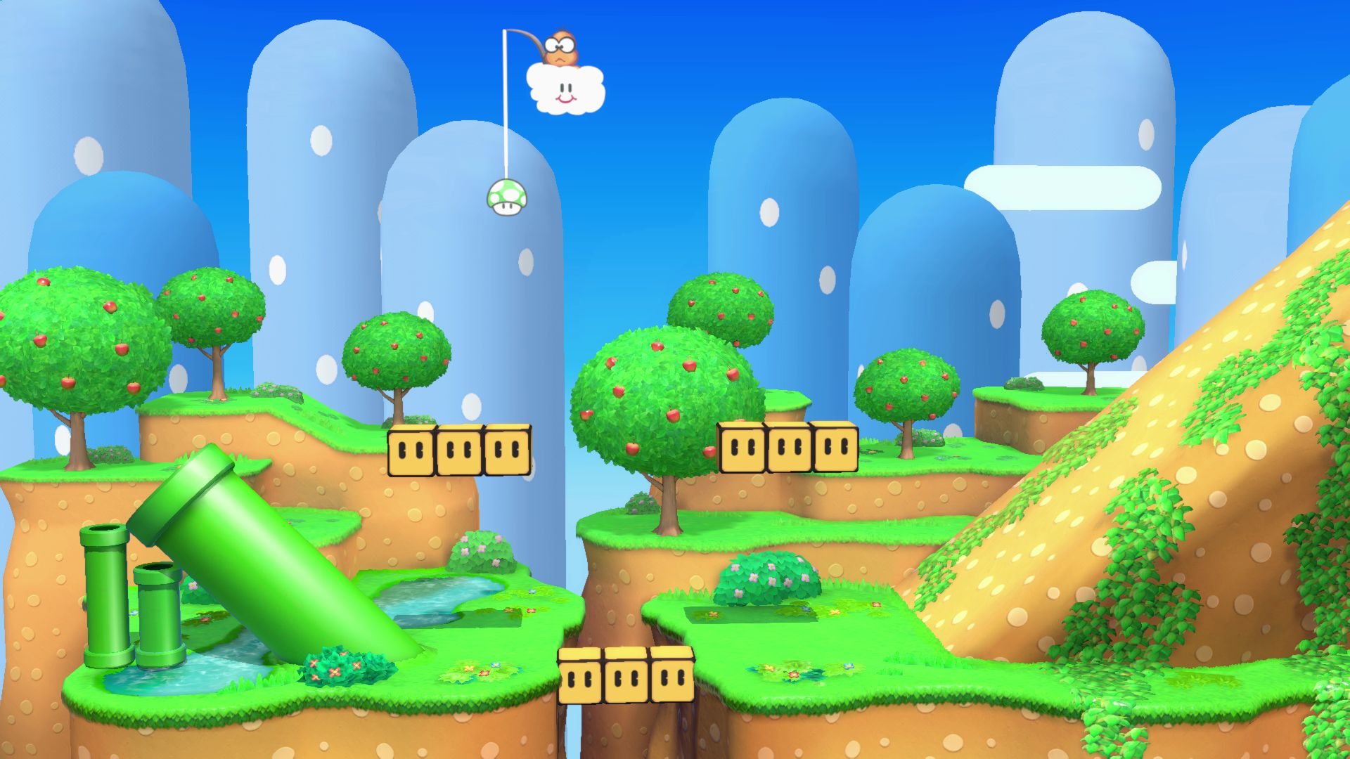 Yoshi's Island (Super Smash Bros. Melee)