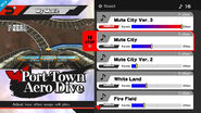 Mute City music tracks