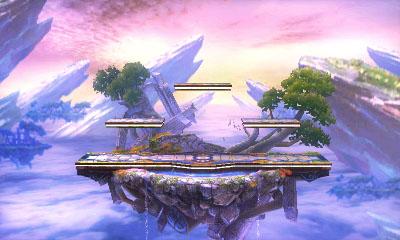 Battlefield (Super Smash Bros. for Nintendo 3DS and Wii U)