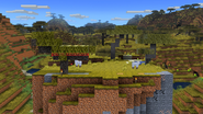 Minecraft Stage Savanna