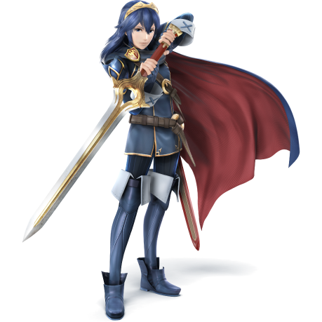 Lucina - Super Smash Bros. for Nintendo 3DS and Wii U.png