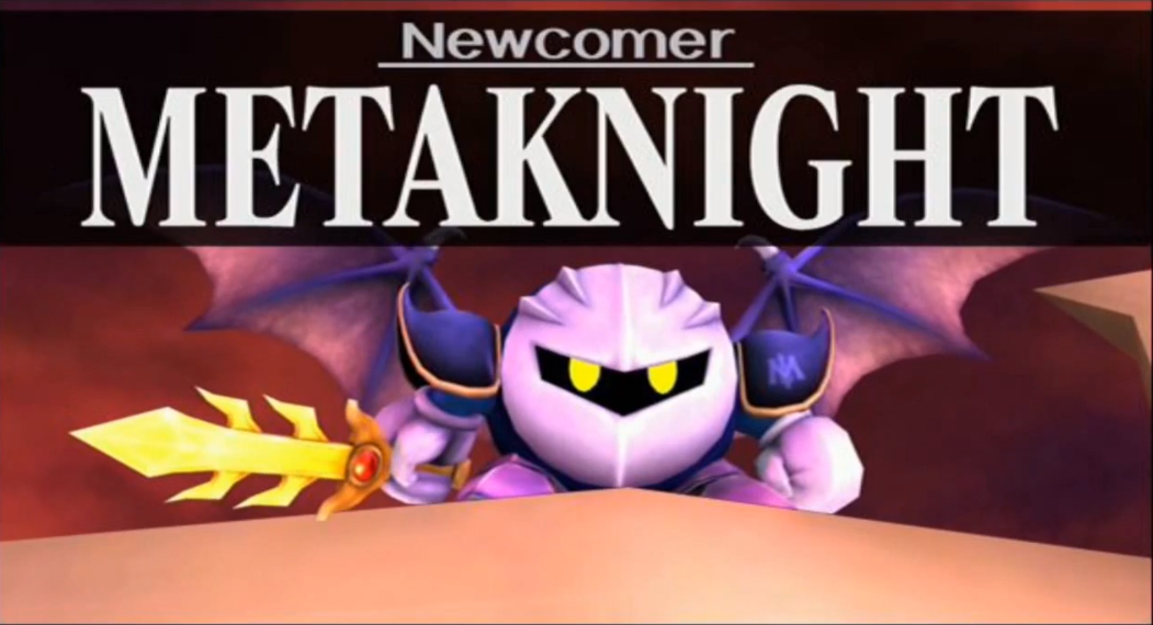 Meta Knight (Super Smash Bros. Brawl)