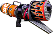 Blaster Splatoon Render