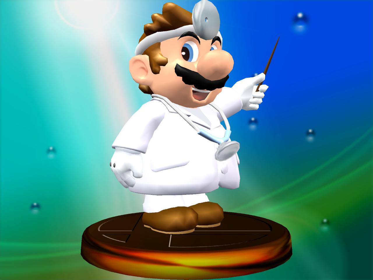 Dr. Mario (Super Smash Bros. Melee)