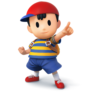 Ness - Super Smash Bros. for Nintendo 3DS and Wii U.png