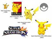 Pikachu (Super Smash Bros. Evolution).jpg