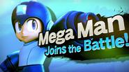 Mega Man Joins the Battle