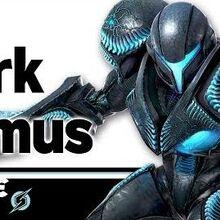 04ᵋ Dark Samus – Super Smash Bros. Ultimate