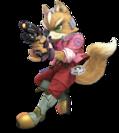 Fox Palette SSBU 3