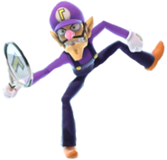 Waluigi going to the other direction