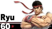 60 Ryu – Super Smash Bros