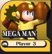 Mega Man Metal Blade colour