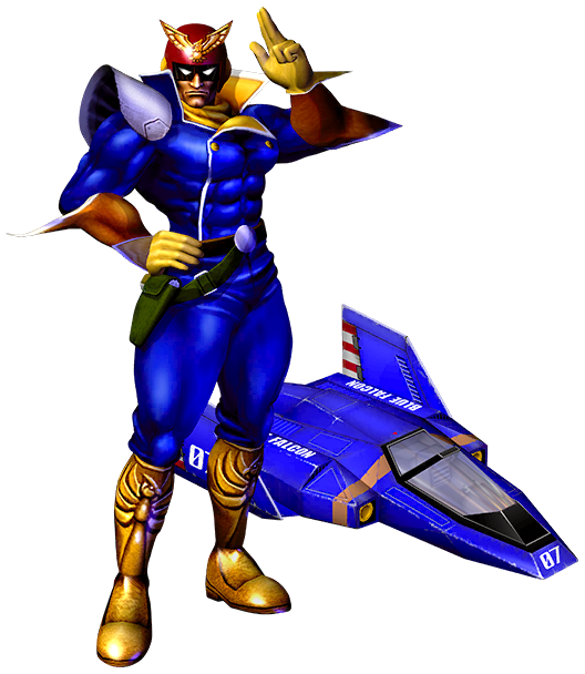 List of spirits (F-Zero series)