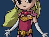 Toon Zelda & Sheik
