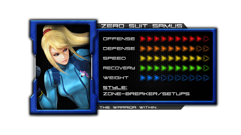 Zero Suit Samus (Super Smash Bros. for Nintendo 3DS and Wii U)
