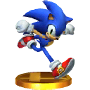 List of SSB3DS trophies/Sonic the Hedgehog series