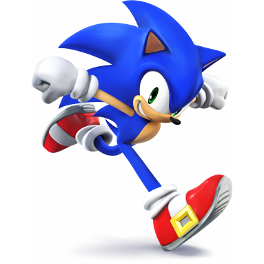 Sonic - Super Smash Bros. for Nintendo 3DS and Wii U.png