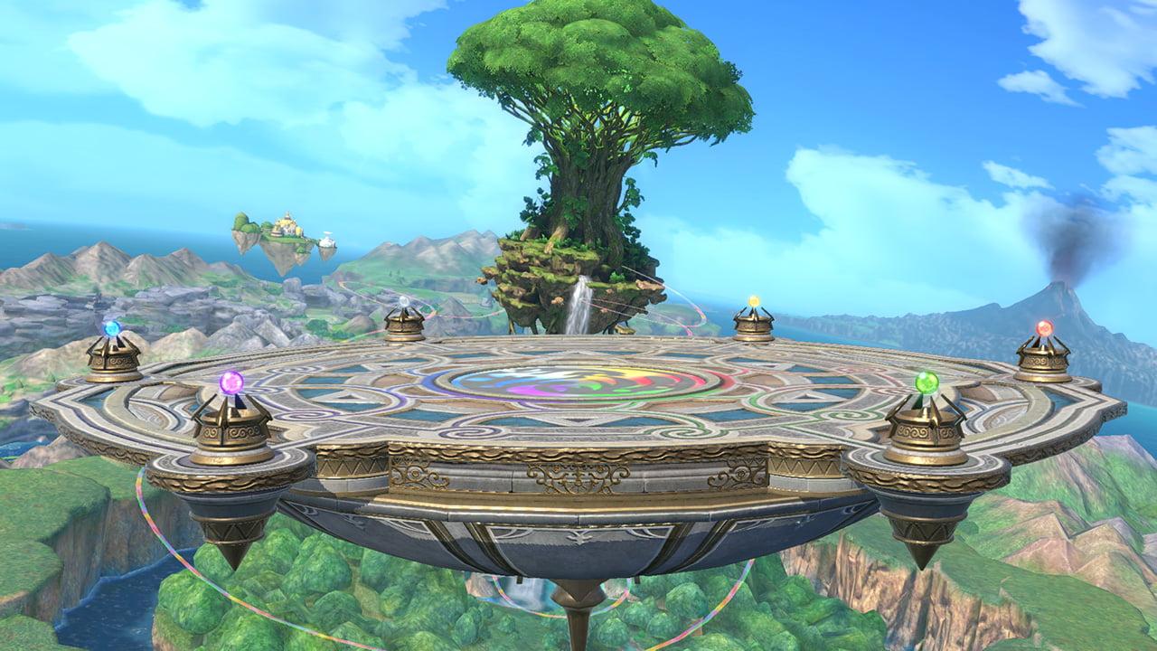 Yggdrasil's Altar