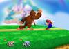 Donkey Kong Neutral attack SSB.png