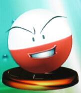 Electrode trophy126