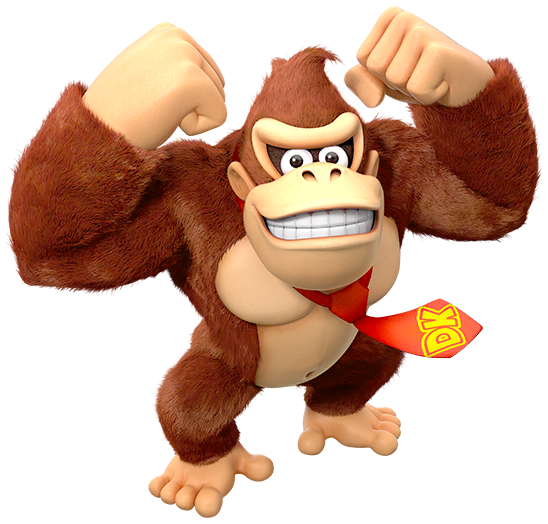 List of spirits (Donkey Kong series)