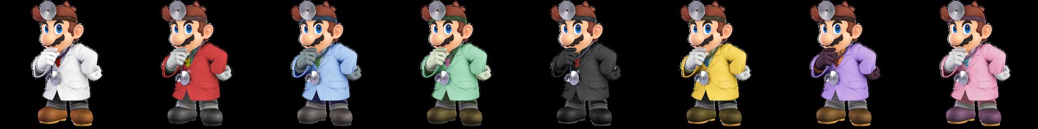 Dr. Mario (Super Smash Bros. Ultimate)