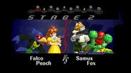 Melee Classic Team Battle