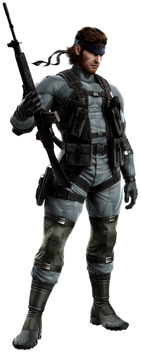 List of spirits (Metal Gear series)