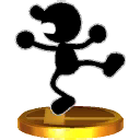 List of SSB3DS trophies/Game & Watch series