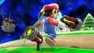 Mario Ray Gun WiiU