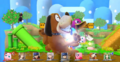 DHunt screen KO Wii U