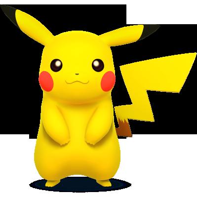Pikachu - Super Smash Bros. for Nintendo 3DS and Wii U.png