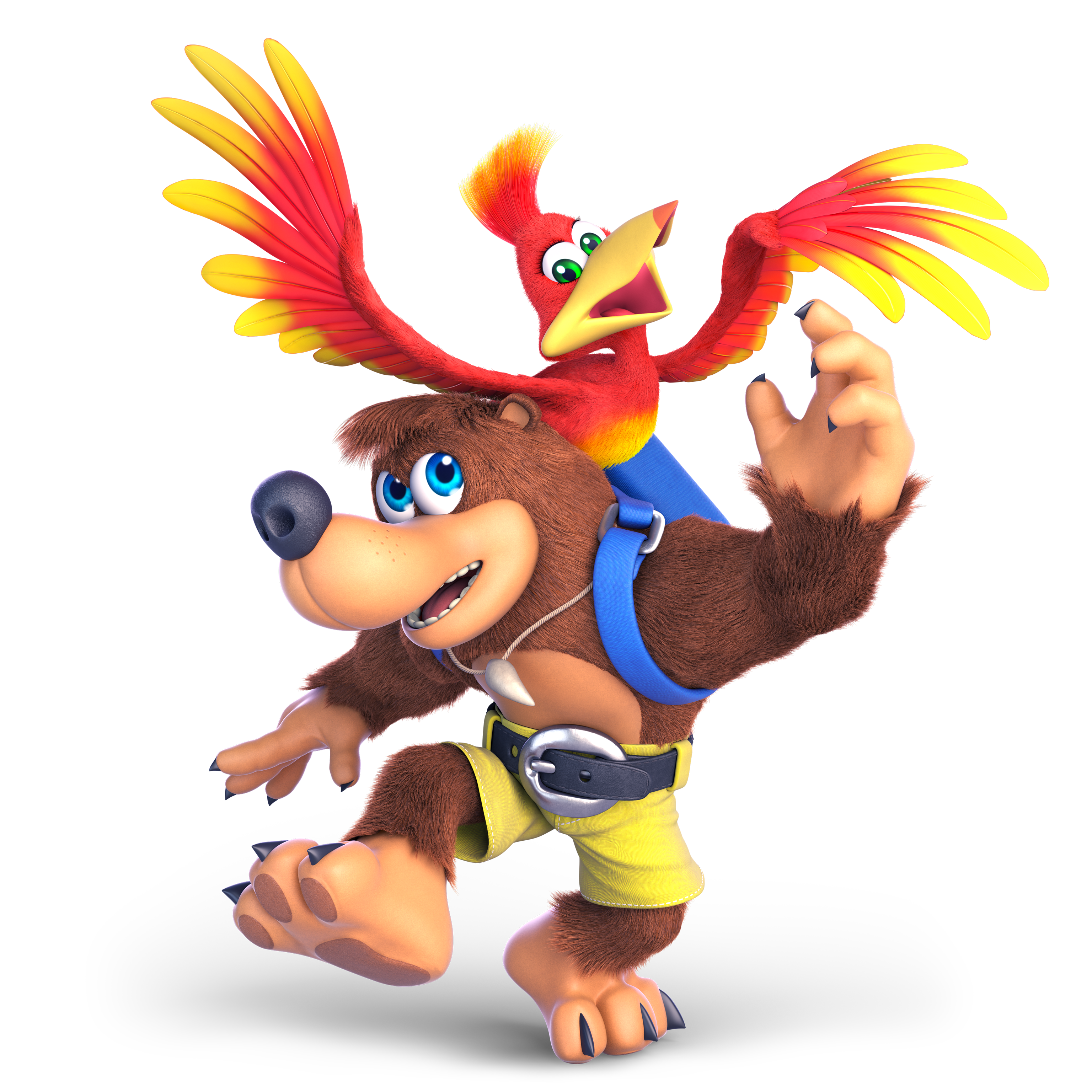 Banjo & Kazooie (Super Smash Bros. Ultimate)