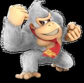 Donkey Kong SSBU Palette 6