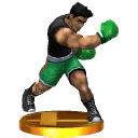 List of SSB3DS trophies/Punch-Out!! series