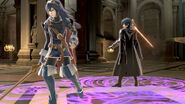 Lucina and Byleth