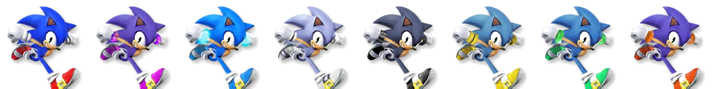 Sonic (Super Smash Bros. for Nintendo 3DS and Wii U)
