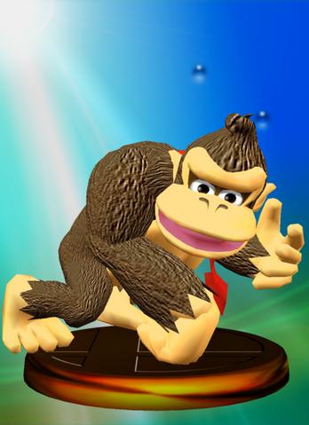 Donkey Kong (Super Smash Bros. Melee)