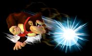 Donkey Kong Giant Punch SSBM