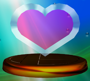 Heart Container Trophy (Melee)